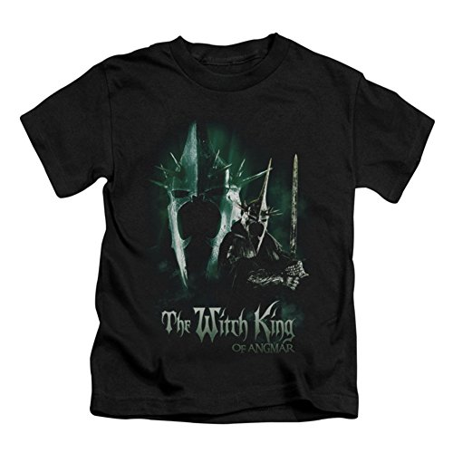 The Lord of The Rings Movie Witch King Pose Juvenile T-Shirt Tee