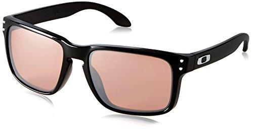 Oakley MOD. 9102, Occhiale da Sole, Polished Black/G3 Black Iridium (S2), Taglia Unica