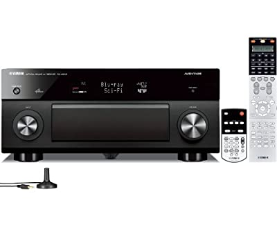 Yamaha RX-A3010BL 9.2-Channel Network AV Receiver from Yamaha