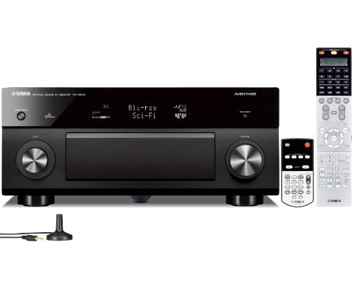Yamaha Rx-A3010Bl 9.2-Channel Network Av Receiver