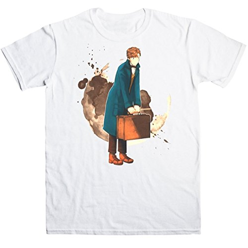 Fantastic Beasts and Where to Find Them Movie Artwork Men's T-shirt Medium