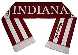 Buy Indiana Scarf - University of Indiana Hoosiers by Tradition Scarves