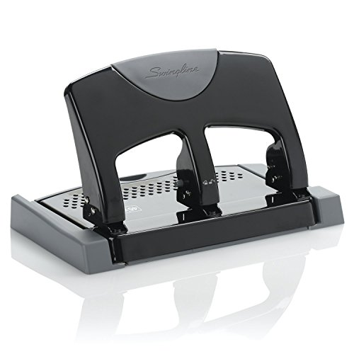 Swingline 3 Hole Punch, SmartTouch, Low Force, 45 Sheets (A7074136) (3 Hole Puncture compare prices)