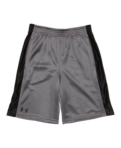 Under Armour Little Boys' Fashion Ultimate Short, Graphite, 3T