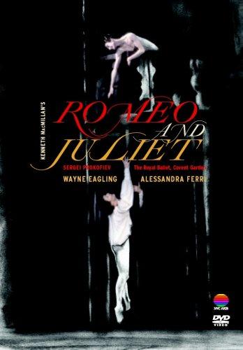 ケネス・マクミランのロミオとジュリエット [DVD]