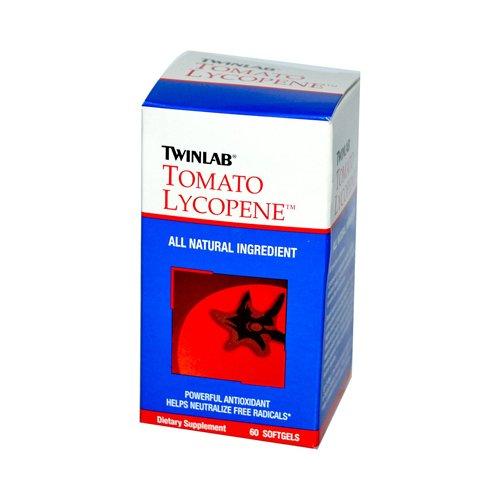 Twinlab lycopène de tomate - 10 mg - 60 gélules