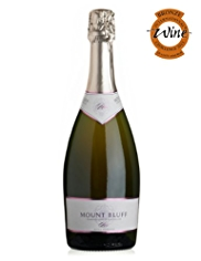Mount Bluff Sparkling Rosé - Case of 6