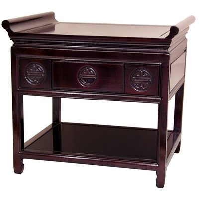 Two Tone Nightstand front-690908