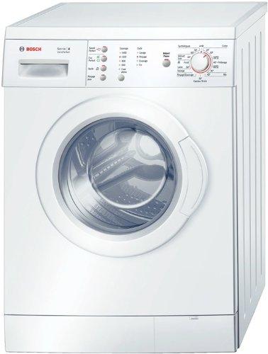 Bosch WAE28172FF machine à laver - machines à laver (Autonome, Charge avant, A+++, A, B, Blanc)