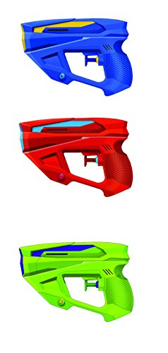 SwimWays Flood Force Flash Water Gun (Colors May Vary)