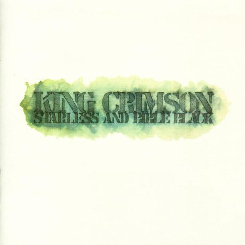 Album Art for Starless And Bible Black by King Crimson