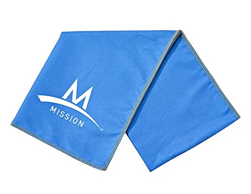 Mission Athletecare Enduracool Towel, Blue