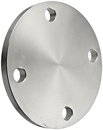 Stainless Steel 316/316L Plate Pipe Fitting, Flange, Blind, Class 150