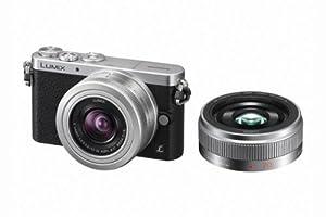 Panasonic Lumix DMC-GM1 Appareil photo numérique Reflex 16.84 Mpix Boîtier nu Noir, Argent
