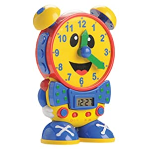 Talking Teaching Clock