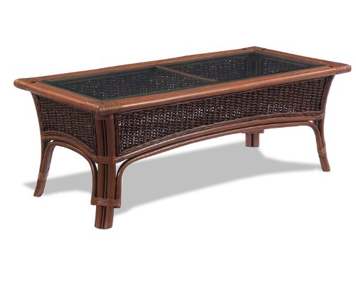 Rattan Coffee Table - Tigre Bay