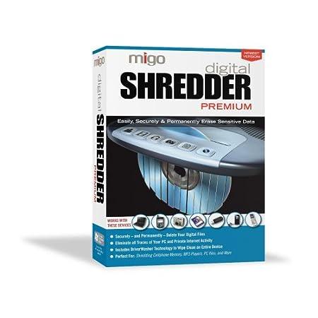 Migo Shredder Premium
