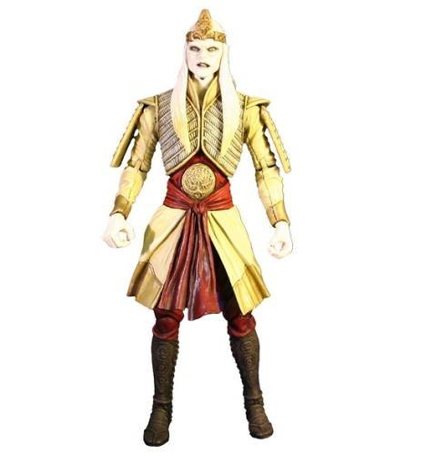 Buy Low Price Mezco Hellboy 2 The Golden Army Action Figures Series 1 Action Figure Prince Nuada (B001BNPH9E)