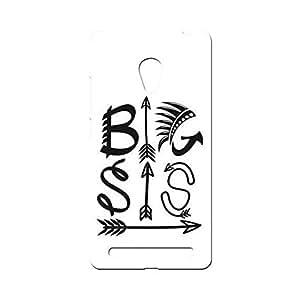 BLUEDIO Designer Printed Back case cover for Asus Zenfone 6 - G0550