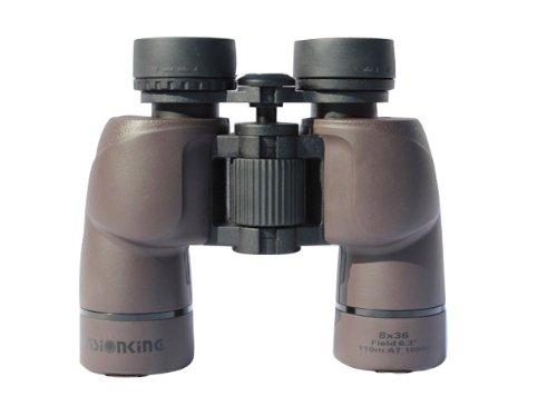 Visionking 8X36 Porro Waterproof Binoculars Telescope For Travelling Hunting Birding Outdoor