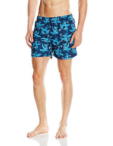 Gant Classic Swim Shorts -djungle-Pantaloncini da bagno Uomo    Turquoise (Marine) Medium