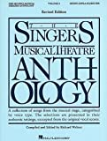 The Singer's Musical Theatre Anthology - Volume 2: Mezzo-Soprano/Belter Book Only (Singer's Musical Theatre Anthology (Songbooks)) (0634028812) by Walters, Richard