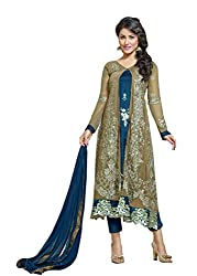 Shyam Suits Women's Unstiched Salwar Suits (Lucky105)