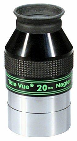 TeleVue Nagler 20 0mm Type 5 Eyepiece EN5-20 0B0001GO16C