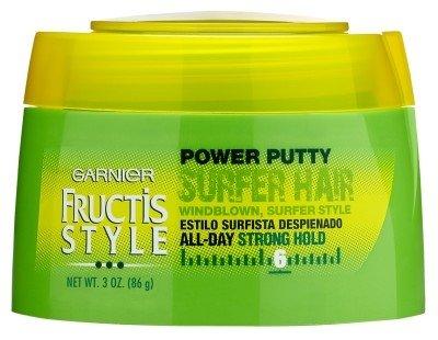 Garnier Fructis Style Surfer Hair Power Putty, 3 Ounce by Ga