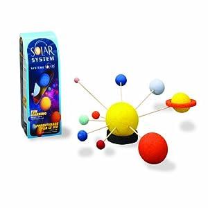 Amazon.com: FloraCraft Styrofoam Kits, Solar System Kit ...