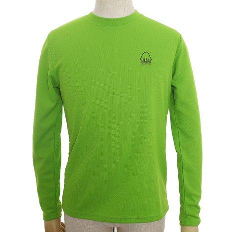 シェラデザインズ ボウブン ツリー L/S Tシャツ 10994350-81 メンズ