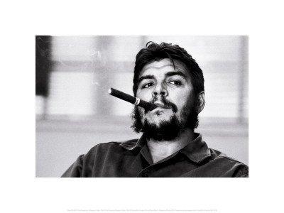 Stampa artistica 'Che Guevara', per Rene Burri, Dimensione: 40 x 30 cm