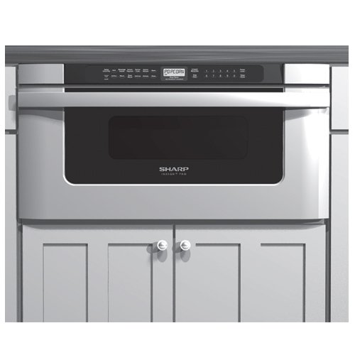 Sharp Kb 6524ps 24 Inch Microwave Drawer Oven