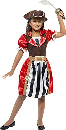 Small (Girl Pirate Costumes Ideas)