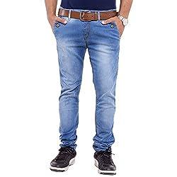 URBAN FAITH Designer Jeans for men's