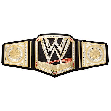 WWE World Championship Belt - Styles May Vary (Wwe Figures Cheap compare prices)