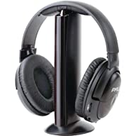 Pyle Home PHPW5 Professional 5 in 1 Wireless Headphone System