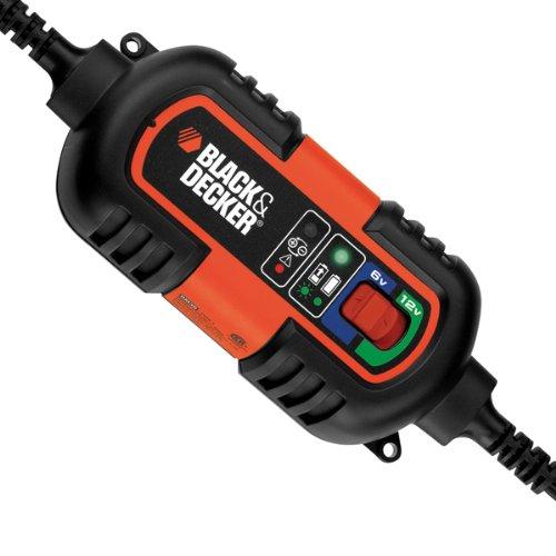 BLACKDECKER-0690103-BDV090-Carica-Batteria-da-6-V-e-12-V