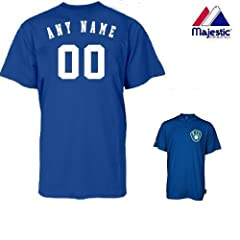MLB Cooperstown Retro Jersey (Custom Name Number or Blank Back) Cool Base 2-Button... by Majestic Authentic Sports Shop