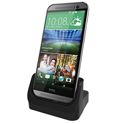 Jbtek® Usb Data Sync Desktop Charger Charging Cradle Dock Station For Htc One M8 - The All New Htc One (M8 Black) back-108071