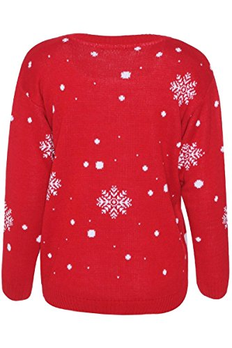 CelebLook-Childrens-Deer-Christmas-Knitted-Jumper