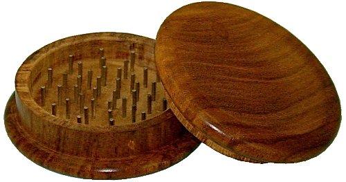 """2.5"""" Round Wood 2Pc Grinder"""