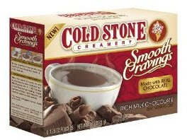 Cold Stone Creamery Reduced Calorie Hot Chocolate Packs 2 Pack
