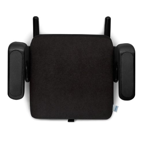 Clek Olli 2011 Backless Booster Car Seat, Jet front-594676