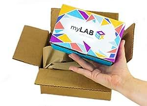 item mylab singletrm home test discreet