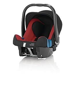 Britax Römer Siège-Auto Baby-Safe plus II, Groupe 0+ (naissance - 13kg), Chili Pepper