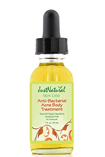 Anti-Bacterial Body Acne Treatment (Natural Skin Care For Acne compare prices)