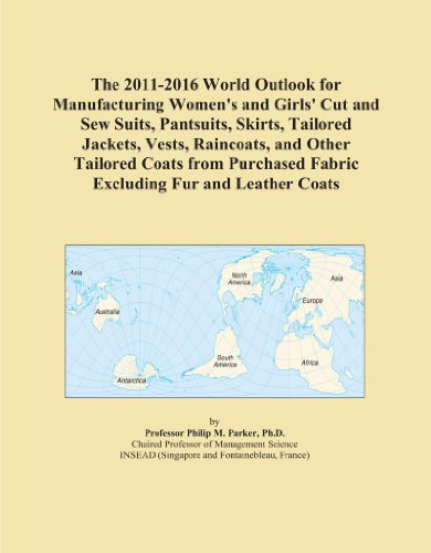 The 2011-2016 World Outlook for Manufacturing