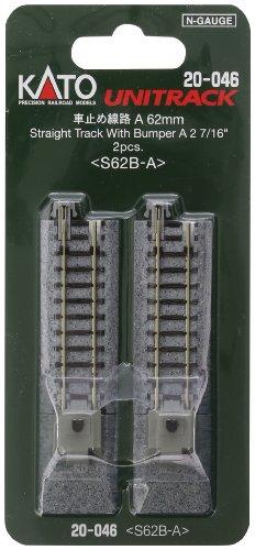 """N 62mm 2-7/16"""" Bumper, Type A (2)"""