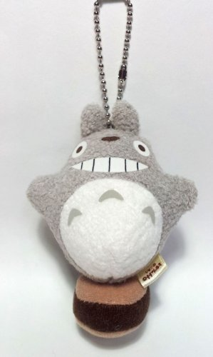 Next Totoro Studio Ghibli collection mascot (scene) [big Totoro frames] / K-6183